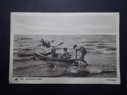 Carte Postale - CAYEUX SUR MER (80) - Canotage (2722) - Cayeux Sur Mer