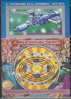ÄQUAT.GUINEA 1974  MiNr.A336  Block 94 - Raumfahrt