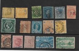 Colonias Inglesas. Conjunto De 16 Sellos De Diferentes Colonias Inglesas - 1854-1912 Western Australia