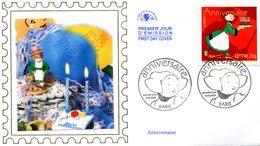 """France - FDC 2005 - Yt 3778- Anniversaire """"Bécassine"""" - FDC"""