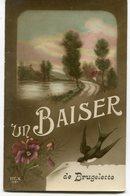 CPA - Carte Postale - Belgique - Un Baiser De Brugelette - 1919 (M8180) - Brugelette