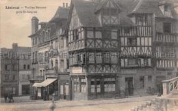 Lisieux -  G GODEFROY CIDRE CAFE VINS - Vieilles Maisons Pres St Jacques - Lisieux