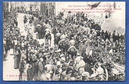 Lunéville / Obsèques Solennelles Des Victimes Du Bombardement 1-9-15 Par Des Aéroplanes Allemands - Luneville