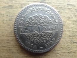Syrie  1  Pound 1968  Km 98 - Syria