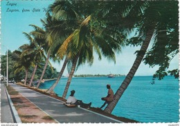 CARTOLINA - POSTCARD - NIGERIA - LAGOS - FROM STATE HOUSE - Nigeria