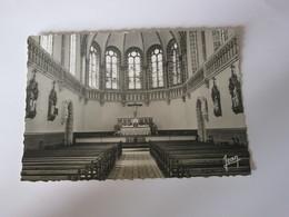 M736 -   Orphelins Apprentis D'auteuil Orphelinat St Michel Priziac  Chapelle (éditeur Editions Jean Audierne N°INCONNU - France