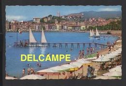 DF / 06 ALPES MARITIMES / CANNES / UN COIN DE LA PLAGE / 1963 - Cannes
