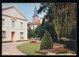 CPM Non écrite 88 BAINS LES BAINS Le Parc Saint Colomban - Bains Les Bains