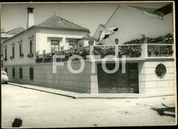 C.1950 ORIGINAL AMATEUR PHOTO ON CARD  FOTO POVOA DO VARZIM PORTUGAL - Plaatsen