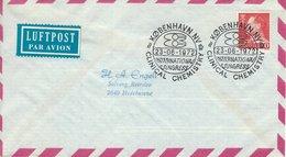 Clinical Chemistry - International Congress. 1972. Postmark On Cover.  Copenhagen Denmark  H-292 - Scheikunde