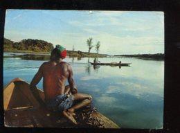 CPM Madagascar AMBILA LEMAITSO Passeur Du Canal Des Pangalanes - Madagaskar