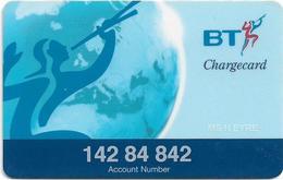 UK - BT - International Magnetic Chargecard, Used - Verenigd-Koninkrijk