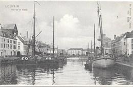 Louvain NA76: Vue Sur Le Canal ( Péniches ) - Leuven
