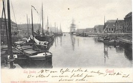 Gand NA101: Les Docks 1902 ( Péniches ) - Gent