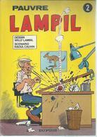 "PAUVRE LAMPIL  "" Tome 2 ""  -  LAMBIL / CAUVIN - E.O. 1978  DUPUIS - Unclassified"