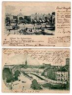 Kopenhagen, Kobenhavn,  Alte Ansichtskarten - Denmark