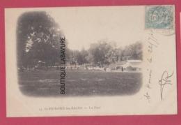 58 - SAINT HONORE LES BAINS---Le Parc---Prcurseur - Saint-Honoré-les-Bains