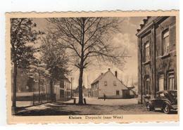 Kluizen  Dorpzicht (naar West) - Evergem