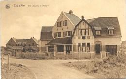Coq-sur-Mer NA96: Villa Berthe Et Richard 1930 - De Haan