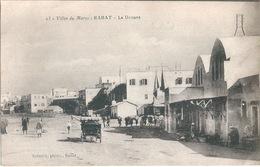 MAROC RABAT La Douane - Rabat