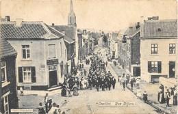 Couillet NA40: Rue Villers 1907 - Charleroi