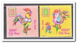 Viet Nam 2018, Postfris MNH, Birds - Vietnam