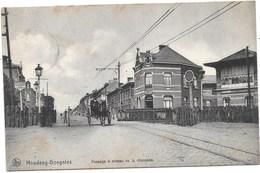 Houdeng-Goegnies NA15: Passage à Niveau De La Chaussée 1913 - La Louvière
