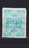ESTLAND ESTONIA [1918] MiNr 0002 ( O/used ) - Estland