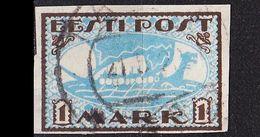 ESTLAND ESTONIA [1919] MiNr 0012 X ( O/used ) Schiffe - Estland