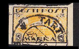 ESTLAND ESTONIA [1919] MiNr 0013 Y ( O/used ) Schiffe - Estland
