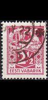 ESTLAND ESTONIA [1922] MiNr 0035 A ( O/used ) - Estland
