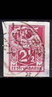 ESTLAND ESTONIA [1922] MiNr 0035 B ( O/used ) - Estland