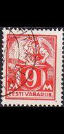 ESTLAND ESTONIA [1922] MiNr 0038 A ( O/used ) - Estland