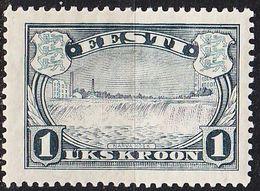 ESTLAND ESTONIA [1933] MiNr 0098 ( */mh ) - Estland