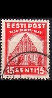 ESTLAND ESTONIA [1936] MiNr 0122 ( O/used ) Bauwerke - Estland