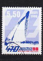 ESTLAND ESTONIA [1998] MiNr 0329 ( O/used ) Schiffe - Estland