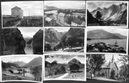 Norway Norge  - Lot Of 35 Postcards (voir Zie See Scans) - Norvège