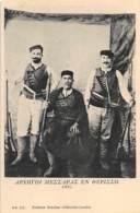 Crete - Leaders Of Theriso Insurrection In 1905. - Grecia