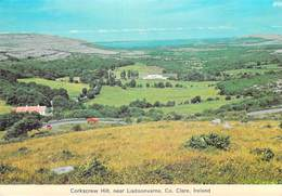 Ireland Irlande > CLARE Corkscrew Hill Near Lisdoonvarna  *PRIX FIXE - Clare
