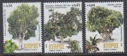 1.- CYPRUS 2019 CENTENNIAL TREES IN CYPRUS - Chipre (República)