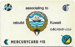 UK - Mercury - Rebuild Kuwait - 32MERA - MER301 - Used - Reino Unido