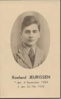 DP Oorlog - WOII - Collaboratie Oostfronter - Roeland JEURISSEN ° Borgworm 1924 + Front Rusland 30/5/1942 - Religion & Esotérisme