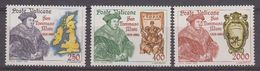 Vatican City 1985 San Tommaso Moro 3v ** Mnh (42439A) - Ongebruikt