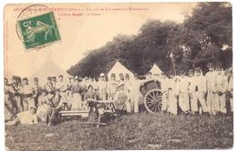 Aisne Bruyeres Et Montberault Un Coin De Campement Cantine Gayet 3° Génie - France