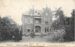 Moustier-sur-Sambre NA11: La Glacerie. Le Château 1905 - Jemeppe-sur-Sambre