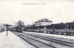 52 - Haute Marne -  BOLOGNE - La Gare - Sonstige Gemeinden