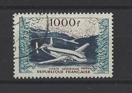 FRANCE.  YT PA  N° 33  Obl  1954 - Luftpost
