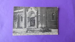 Le  Portail De  L'Eglise - Rosieres En Santerre