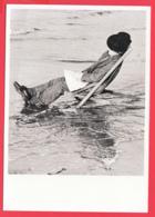 KING CANUTE -Marée Montante - Transat -  -Photo Hulton Picture  * SUP *2 SCANS - Fotografie