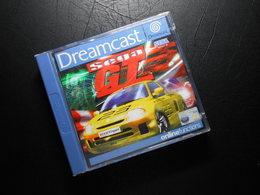 Dreamcast  Sega GT - Gebraucht - PC-Games